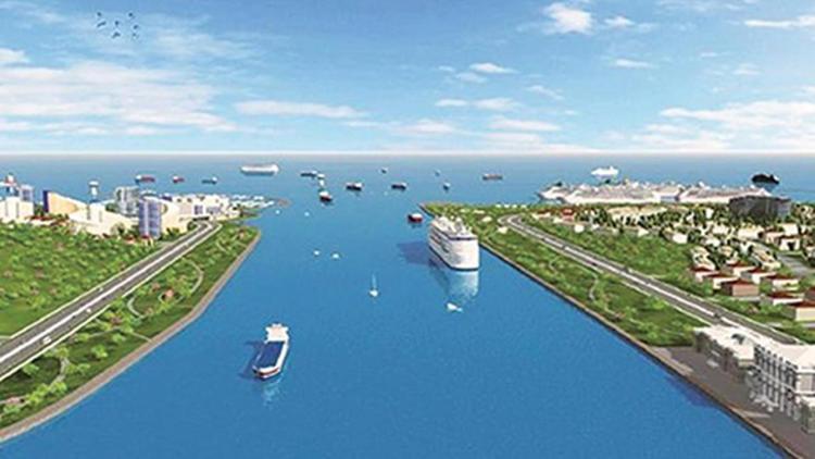 Kanal İstanbul Projesinde Küçülmeye Gidilecek