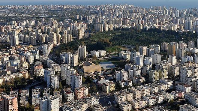 Türkiye'de Satılık Ev Fiyatları %18,76 Arttı