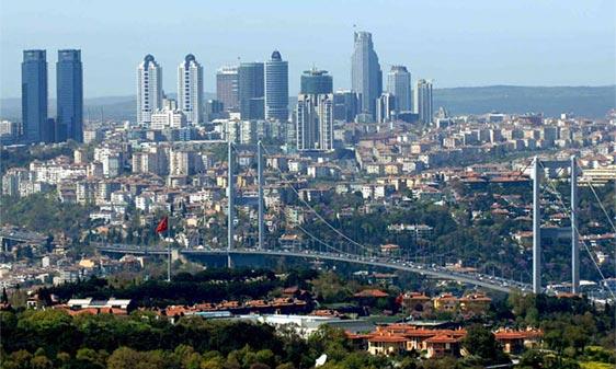 Istanbul Konut Satışında Antalya'nın Tahtına Oturdu